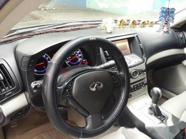 Bán Infiniti G35 đời 2011, màu xám, xe gia đình
