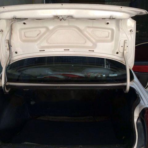 Bán Daewoo Lanos năm sản xuất 2003, màu trắng, nhập khẩu, giá chỉ 77 triệu