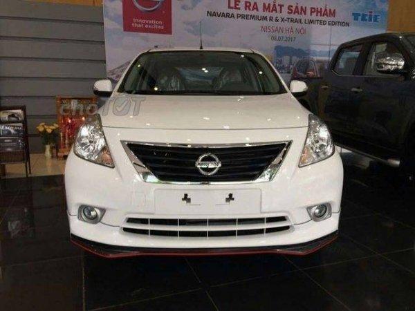 Cần Bán Nissan Sunny Premium 2019 màu trắng Giá Sập Sàn hotline 0978631002