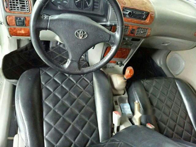 Bán Toyota Corolla sản xuất năm 2001, màu trắng, 132 triệu