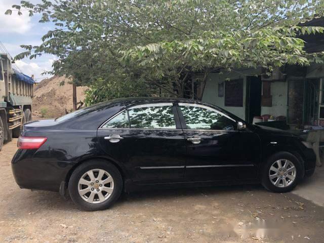 Cần bán lại xe Toyota Allion sản xuất 2008, màu đen, nhập khẩu nguyên chiếc, giá 650tr