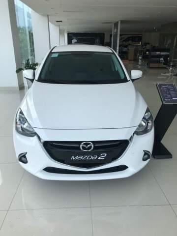 Bán Mazda 2 năm 2018, màu trắng, nhập khẩu nguyên chiếc, giá 559tr