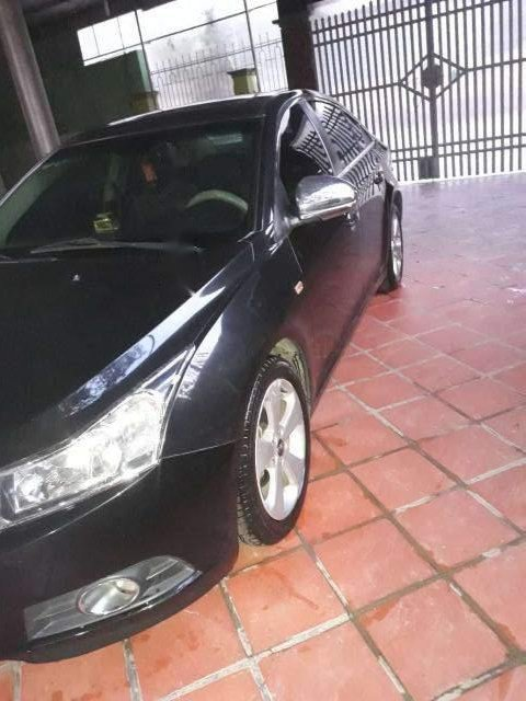 Bán ô tô Daewoo Lacetti CDX năm sản xuất 2009, màu đen, nhập khẩu nguyên chiếc, số sàn