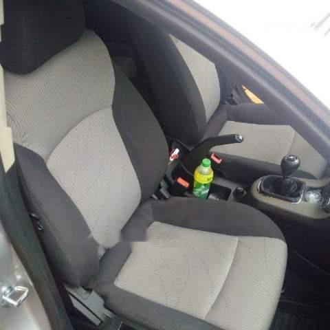 Bán ô tô Chevrolet Cruze đời 2012, màu bạc, giá tốt
