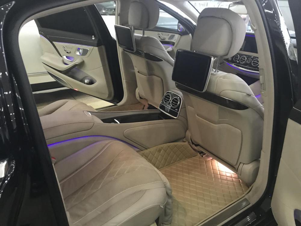 Bán Mercedes Maybach S450 sản xuất 2017, đăng ký 2018, xe chạy cực ít, siêu mới, LH: 0906223838