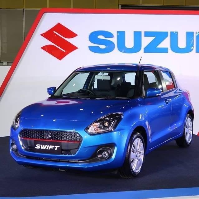 Bán Suzuki Swift năm 2018, màu trắng, nhập khẩu, giá chỉ 549 triệu