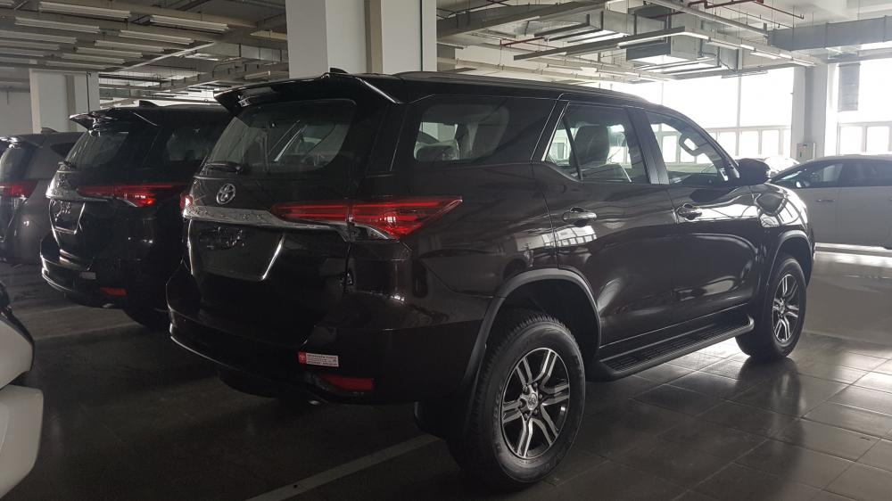Cần bán xe Toyota Fortuner 2019, Khuyến Mãi Khủng