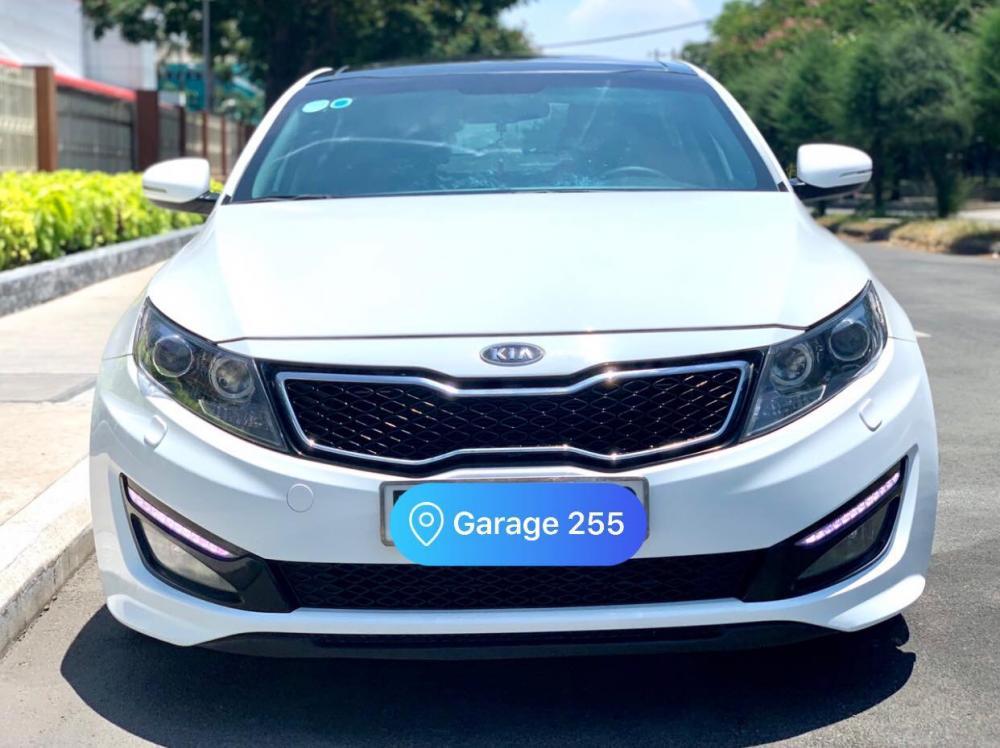 Cần bán Kia Optima/K5 2012 nhập Hàn Quốc, xe cực đẹp, giá cực tốt