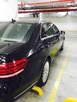 Bán Mercedes E200 2015, đã đi 43000km, xe chính chủ
