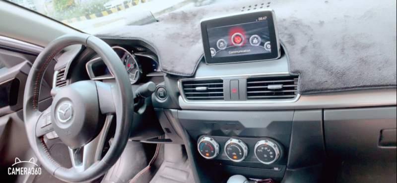 Bán Mazda 3 đời 2017, màu đen, chính chủ