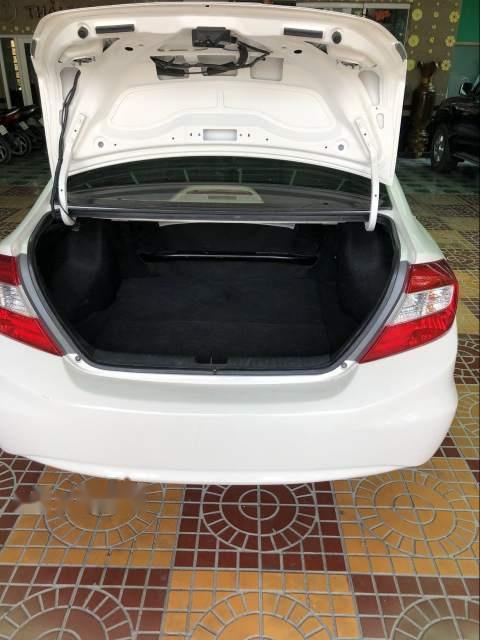 Cần bán xe Honda Civic đời 2012, màu trắng, xe nhập