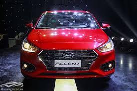 Bán Hyundai Accent 2019, màu trắng đầy đủ các phiên bản