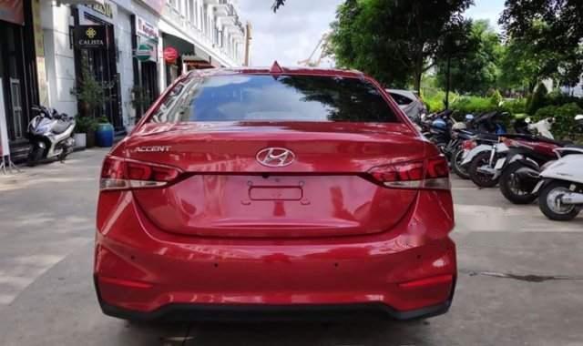 Bán Hyundai Accent 1.4ATH đời 2019, màu đỏ giá cạnh tranh