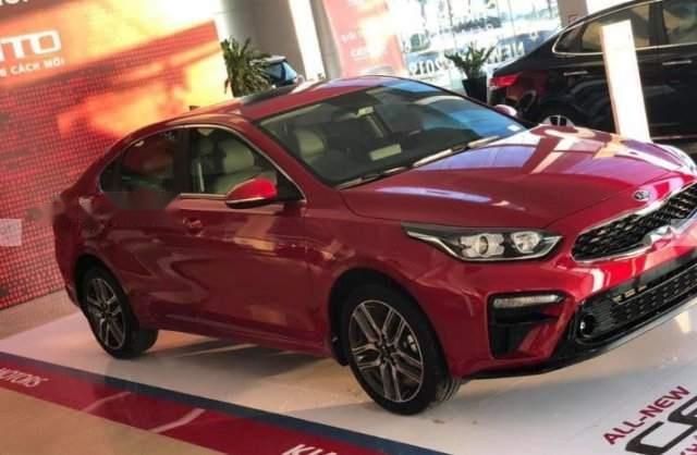 Bán Kia Cerato 1.6MT năm sản xuất 2019, màu đỏ