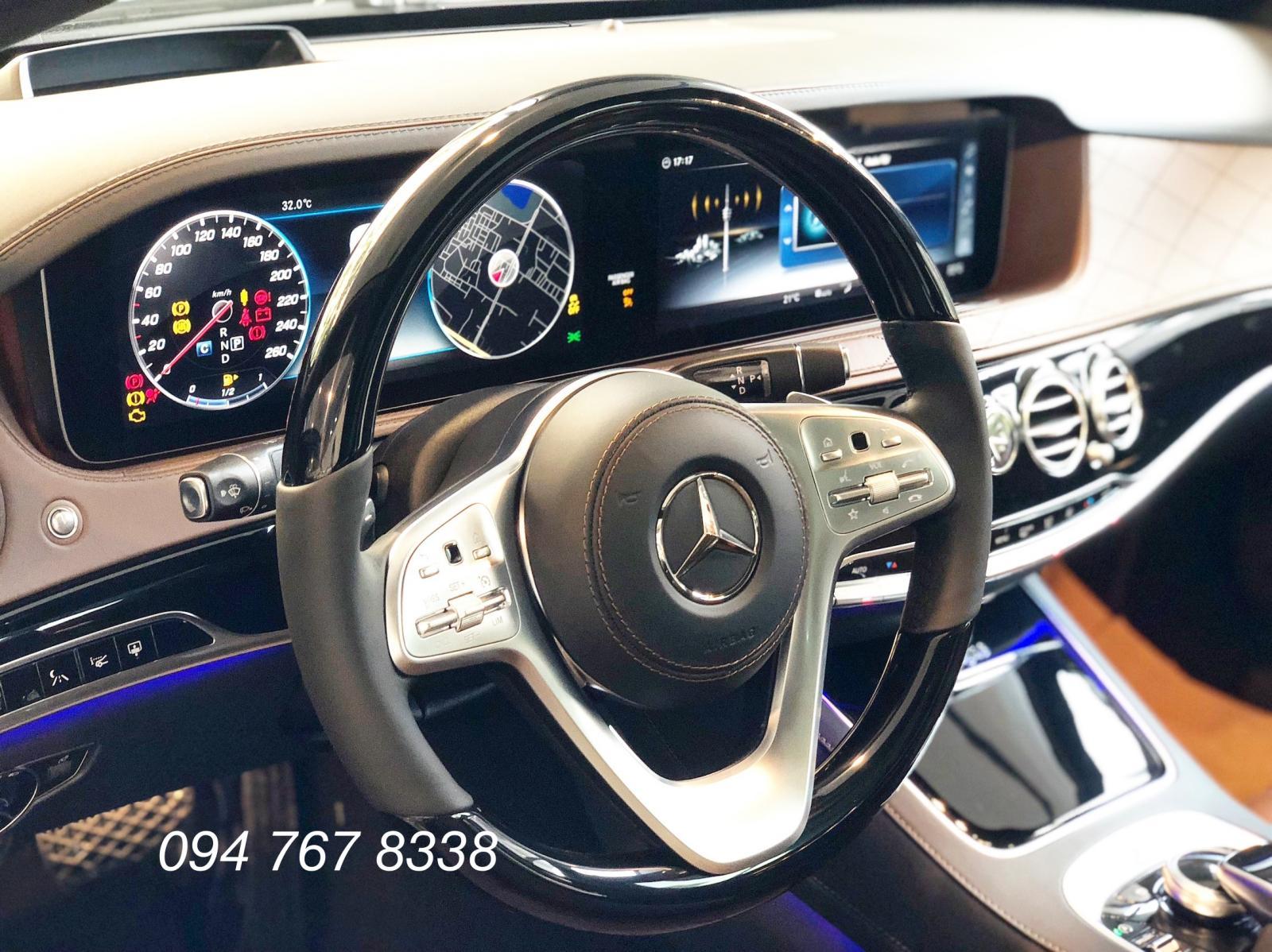 Bán ô tô Mercedes S450 Luxury 2021 màu Đen gía cực tốt