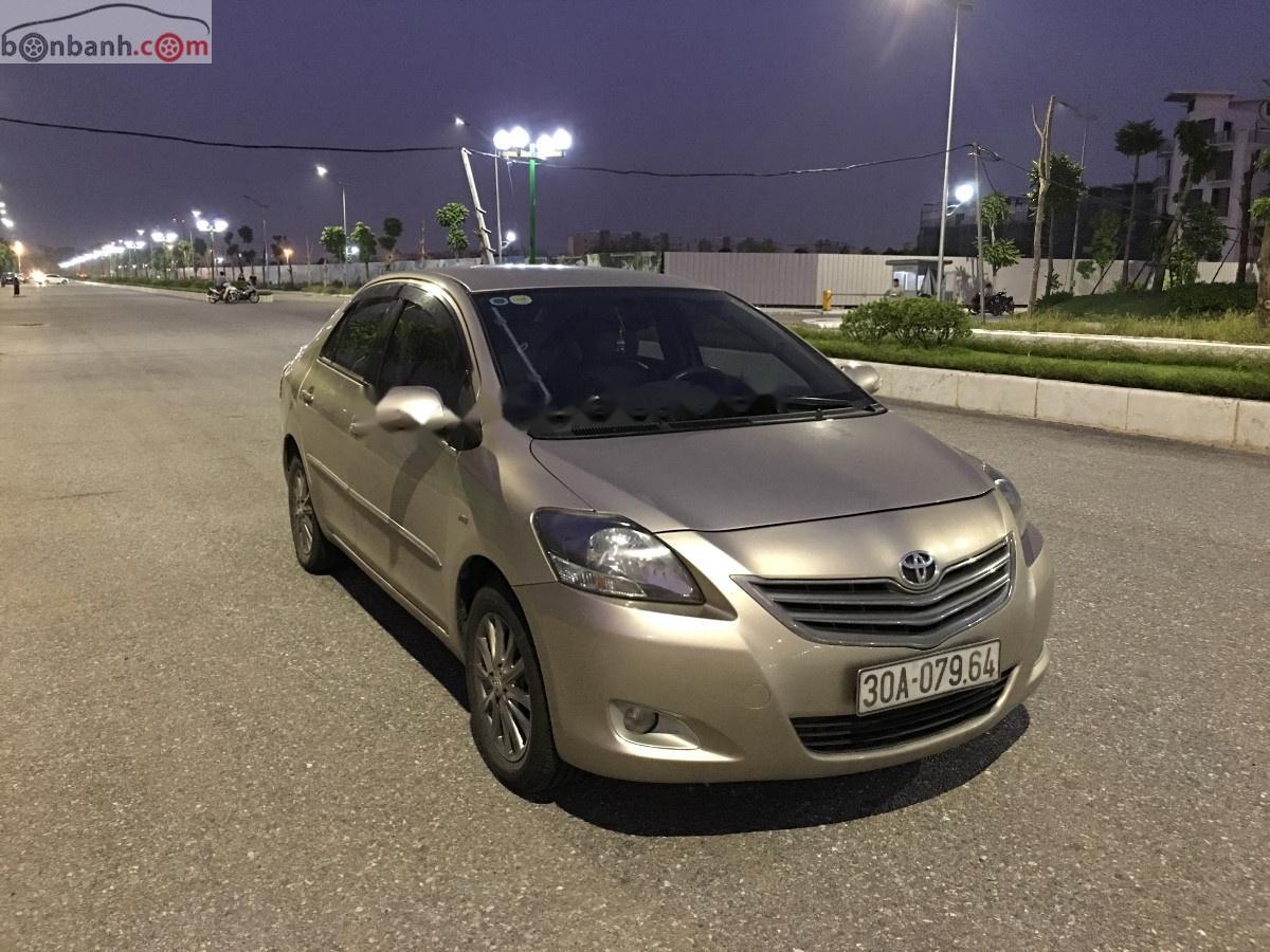 Xe Toyota Vios đời 2013, nhập khẩu nguyên chiếc