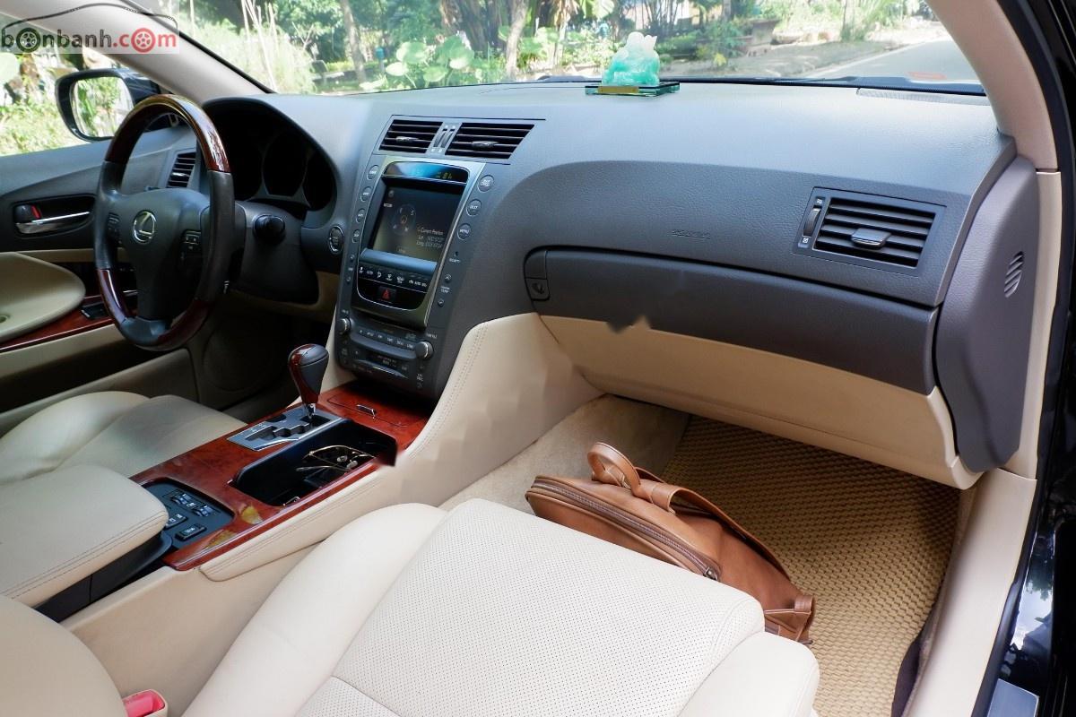 Cần bán Lexus GS 350 đời 2009, màu đen, nhập khẩu