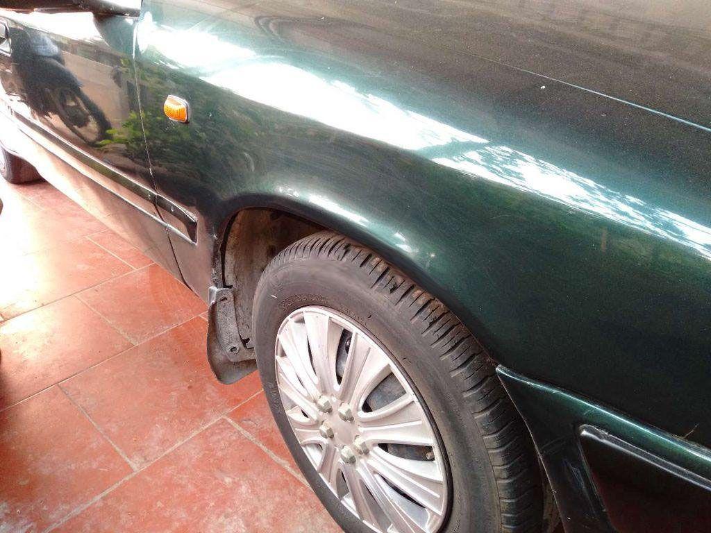 Bán ô tô Daewoo Espero năm sản xuất 1996, màu đen, xe nhập