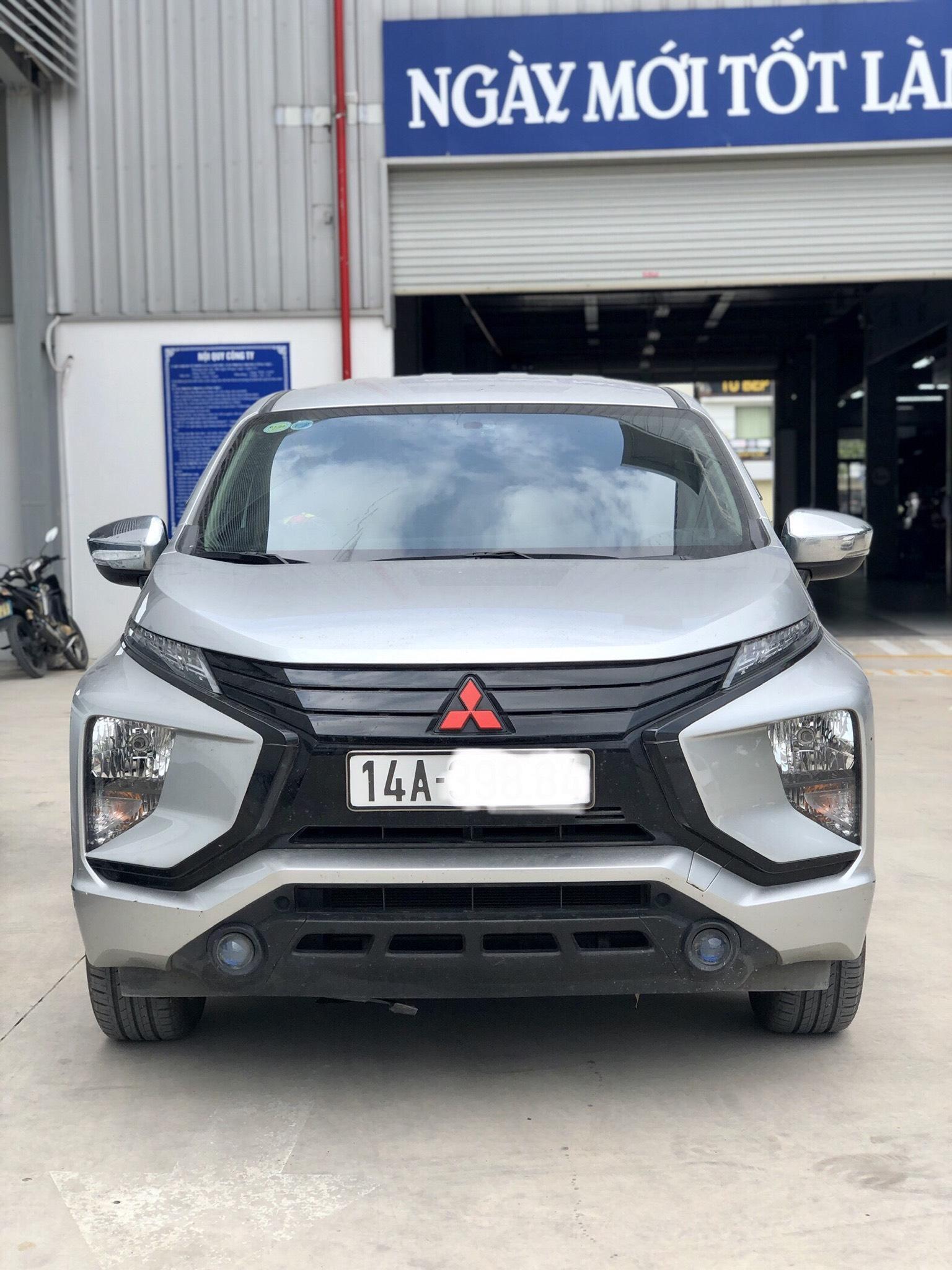 Cần bán Xpander MT năm 2019, màu bạc, nhập khẩu nguyên chiếc