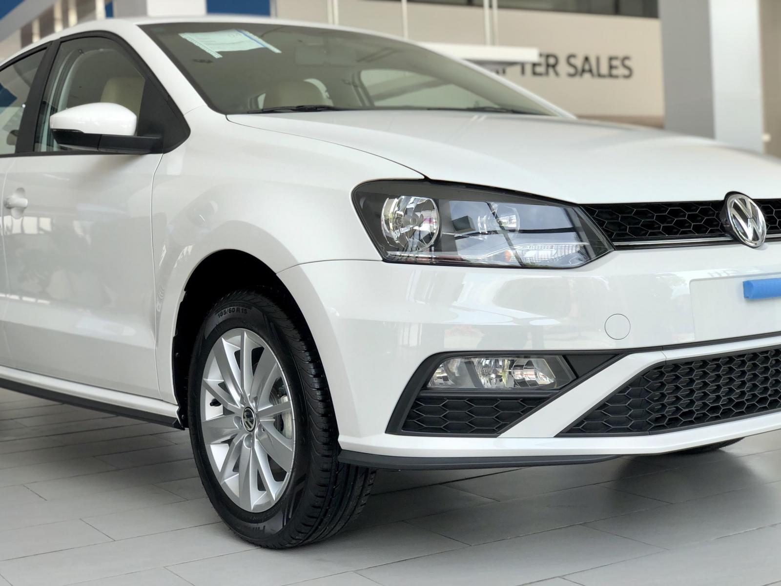 Volkswagen Polo Hatback 2020 nhập khẩu nguyên chiếc,