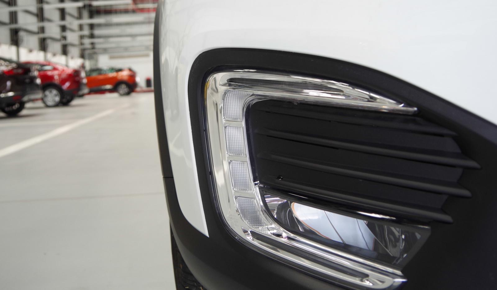 Renault Sài Gòn bán Renault Kaptur siêu dễ thương, SUV vỡ nhỏ, nhập Nga