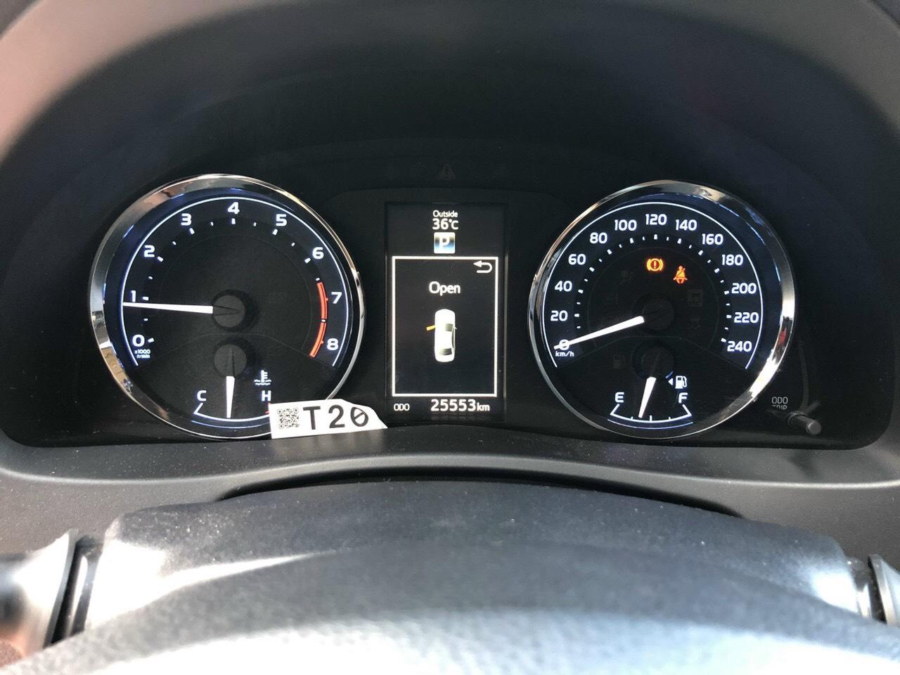 Bán xe Toyota Altis 1.8G AT chính hãng