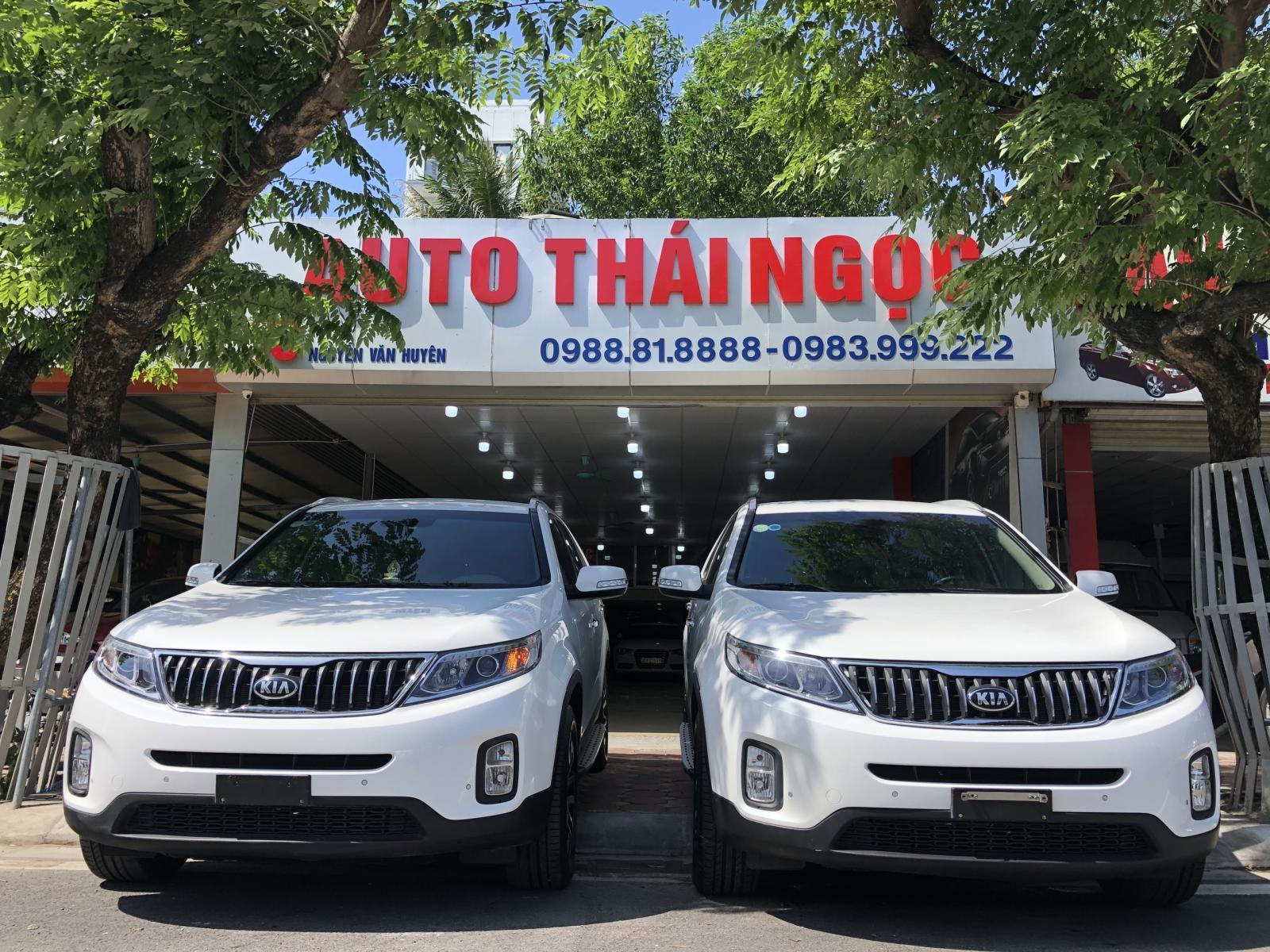Bán Kia Sorento 2.4GAT sản xuất 2019 Đẹp Nhất Việt Nam