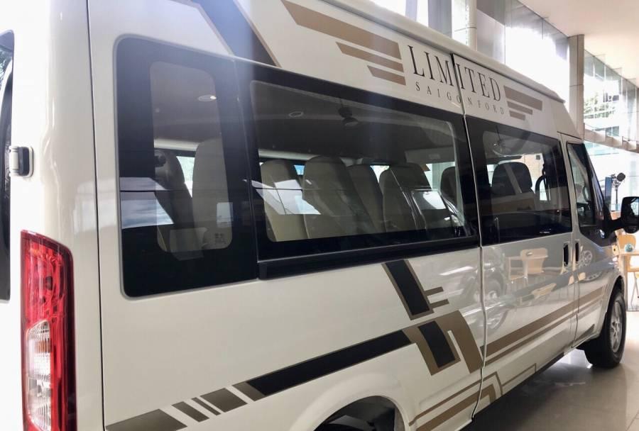 Cần bán xe Ford Transit năm 2021, giá chỉ 798 triệu