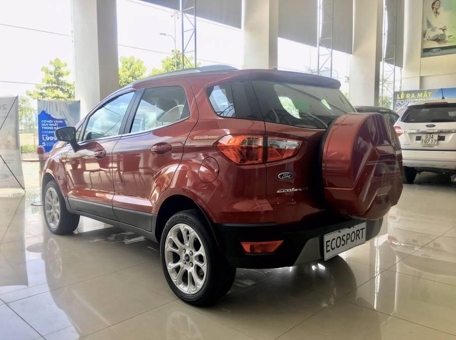 Cần bán xe Ford EcoSport đời 2020 giá cạnh tranh