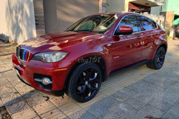 CHÍNH CHỦ CẦN BÁN XE BMW X6 3.5i