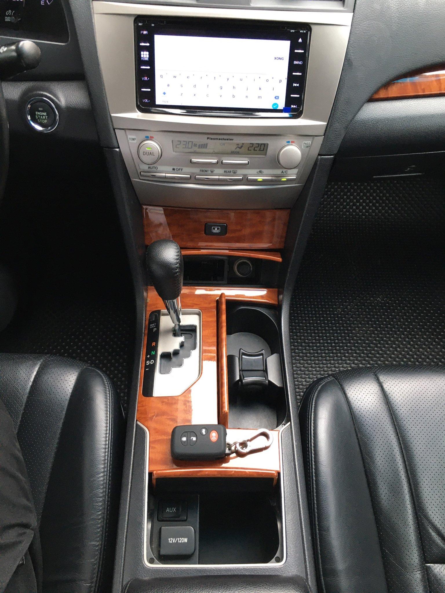 Bán xe Toyota Camry 3.5Q đời 2010, màu đen, CỰC Chất Siêu Hiếm - Giá Siêu Chất
