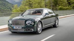 Bentley Mulsanne 2018 - Xe hạng sang phong cách quý tộc