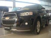 Bán xe Chevrolet Captiva LTZ đời 2016, màu đen giá 829 triệu tại Hà Nội