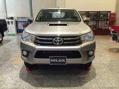 Cần bán xe Toyota Hilux E đời 2016, màu bạc, nhập khẩu, giá chỉ 693 triệu giá 693 triệu tại Tp.HCM