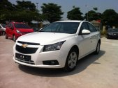 Xe Chevrolet Cruze 1.6 LS đời 2014, màu trắng giá 490 triệu tại Quảng Bình