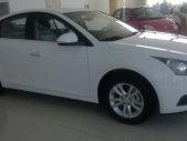 Bán Chevrolet Cruze 1.6LS đời 2014, màu trắng giá 490 triệu tại Quảng Bình