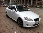 Cần bán gấp Lexus IS 250 đời 2008, màu trắng giá 1 tỷ 90 tr tại Hà Nội