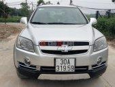 Xe Chevrolet Captiva 2.4AT đời 2009, màu bạc, như mới, 470tr giá 470 triệu tại Hà Nội