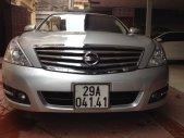 Bán ô tô Nissan Teana năm 2010, màu bạc, nhập khẩu, 650 triệu giá 650 triệu tại Hà Nội