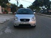 Bán xe Kia Morning slx đời 2008, đk 2010 đúng 1 đời chủ, màu bạc, nhập khẩu chính hãng giá 292 triệu tại Tp.HCM