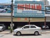 Cần bán lại xe Daewoo Gentra 1.5MT năm 2008, màu bạc, số sàn giá 239 triệu tại Hà Nội