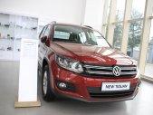 Bán xe Volkswagen Tiguan E đời 2016, màu đỏ, nhập khẩu chính hãng giá 1 tỷ 499 tr tại Tp.HCM