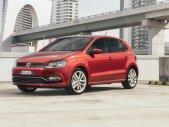 Bán ô tô Volkswagen Polo E đời 2016, màu đỏ, nhập khẩu chính hãng giá cạnh tranh giá 739 triệu tại Kiên Giang
