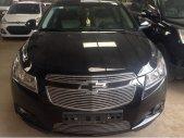 Gia đình cần bán Chevrolet Cruze 1.6LS đời 2014, màu đen còn mới giá cạnh tranh giá 492 triệu tại Tp.HCM