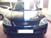 Bán Ford Escape XLS, sản xuất 2012, màu đen, tên tư nhân giá 600 triệu tại Hà Nội