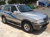 Bán ô tô Ssangyong Musso GT đời 2004, màu bạc chính chủ giá 250 triệu tại Tp.HCM