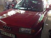 Cần bán lại xe Audi 80 đời 1992, màu đỏ   giá 160 triệu tại Tp.HCM
