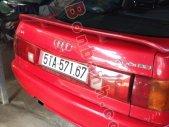 Bán xe cũ Audi 80 đời 1992, màu đỏ, nhập từ Đức số tự động giá 150 triệu tại Tp.HCM