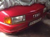Cần bán xe Audi 80 2.0 1992, màu đỏ, nhập khẩu chính hãng giá 150 triệu tại Tp.HCM