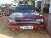Cần bán gấp Nissan Pixo đời 1995, màu đỏ, xe nhập xe gia đình giá 100 triệu tại Lâm Đồng